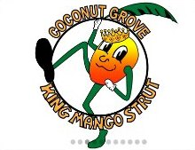 Coconut Grove King Mango Strut logo