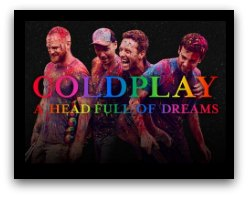 Coldplay in Miami