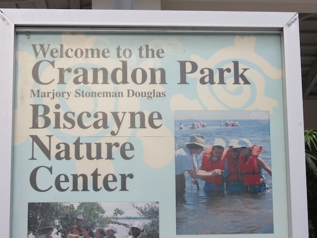 Nature Reserve at Crandon Park