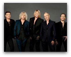 Def Leppard in Concert in South Florida