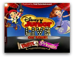 Disney Junior Live in Miami