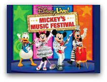 Disney Live in Miami