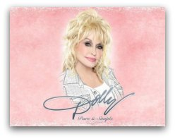 Dolly Parton in Miami