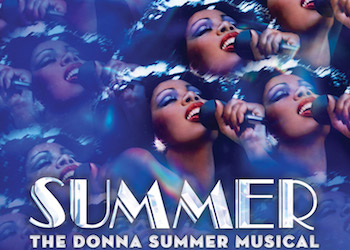 Donna Summers The Musical