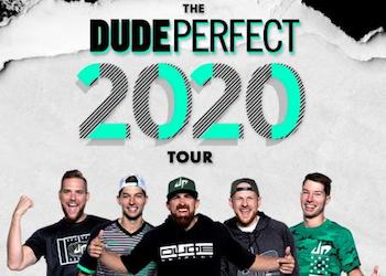 Dude Perfect 2020 Tour