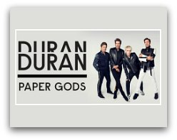 Duran Duran at the Miami Open 2016