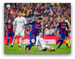 El Clasico in Miami: Barcelona vs Real Madrid