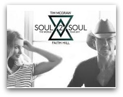 Tim McGraw Faith Hill SOUL2SOUL Tour in South Florida