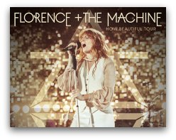 Florence and The Machine in Miami