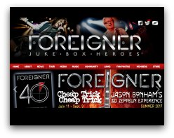 Foreigner and Cheap Trick in Miami