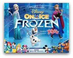 Disney On Ice Frozen  in Miami