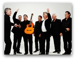 Gipsy Kings in concert in South Florida