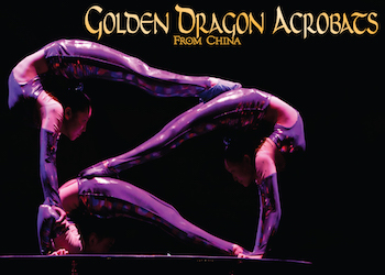 Golden Dragon Acrobats in Miami