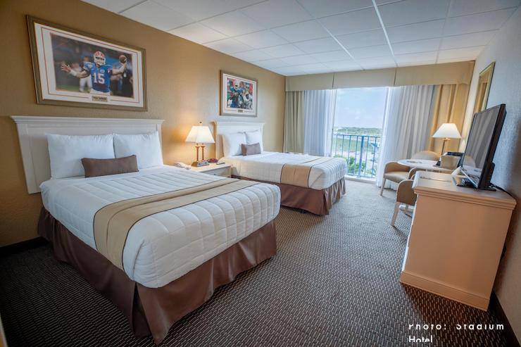 Hard Rock Stadium - Stadium Hotel