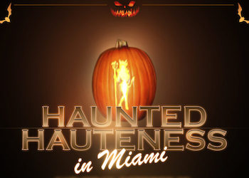 Haunted Hauteness Halloween Bash Midtown Miami
