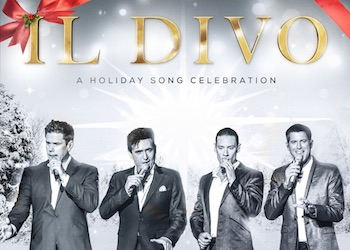 Il Divo Holiday Tour