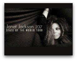 Janet Jackson in Miami