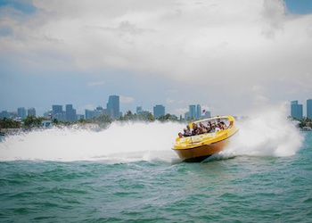 Miami Sightseeing Cruises: Jt Boat Miami