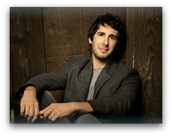 Josh Groban in concert in Miami