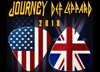 Journey and Def Leppard Tour