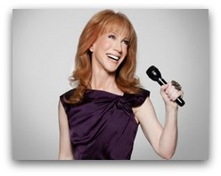 Kathy Griffin in South Florida