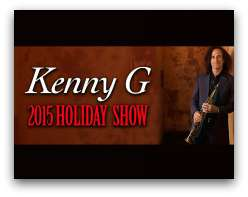 Kenny G in Miami