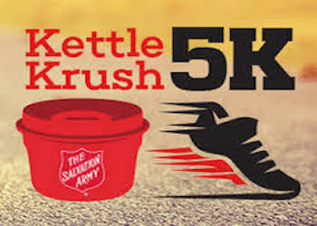 Salvation Army Kettle Krush Run