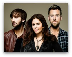 Lady Antebellum in Miami