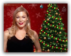 LeAnn Rimes Christmas Tour Miami