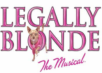 Legally Blonde On Stage