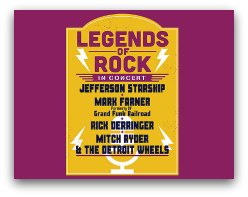 Legends of Rock in Miami