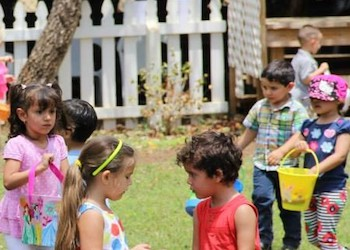 Easter at the Little Farm Miami