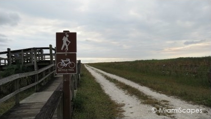 Loxahatchee National Wildlife Refuge Biking Trail