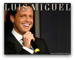 Luis Miguel in Miami