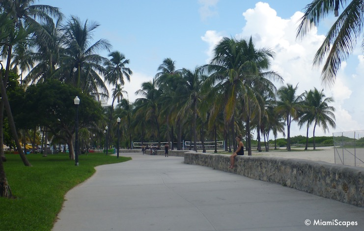Miami Beach Walk at Lummus Park