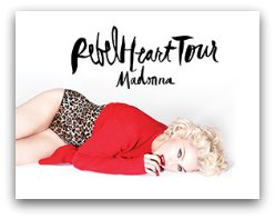 Madonna Rebel Heart Tour in Miami