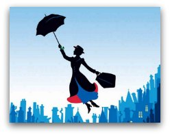 Mary Poppins in Miami