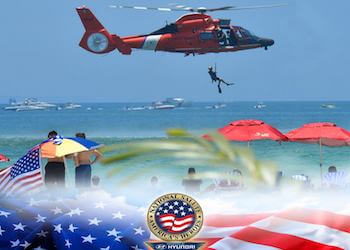Memorial Day Weekend Miami Beach Air Sea Show Music Explosion And Fireworks Extravaganza