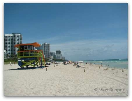 Miami Beach at 35th Street