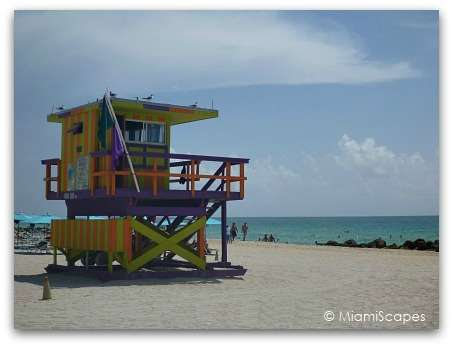Lifeguard Tower at 30th st