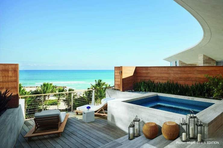 Miami Beach Hotels: The Miami Beach EDITION