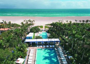 South Beach Beachfront Hotels: The Shore Club