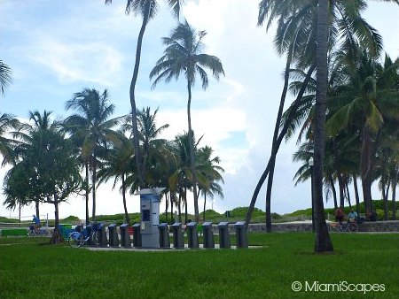 Citibike Rental at Lummus Park