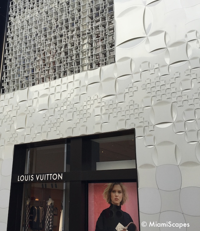 Louis Vuitton at Miami Design District
