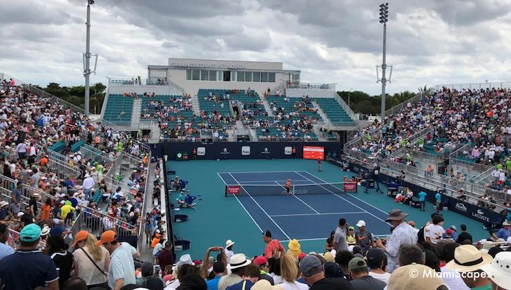 The Miami Open 2019 Two Weeks Of Electrifying Tennis Action - Us-open-tennis-center-map
