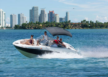 Miami Sightseeing Cruises: Speedboat
