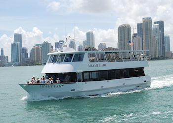 Biscayne Bay Cruise Sightseeing Boat