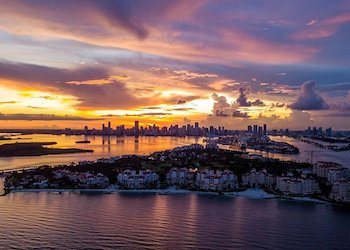 Miami Sunset Air Tour