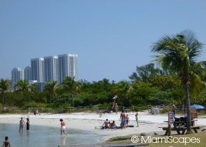 Miami Family-Friendly Beaches: Oleta River State Park