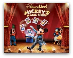 Disney Live Mickeys Magic Show in Miami